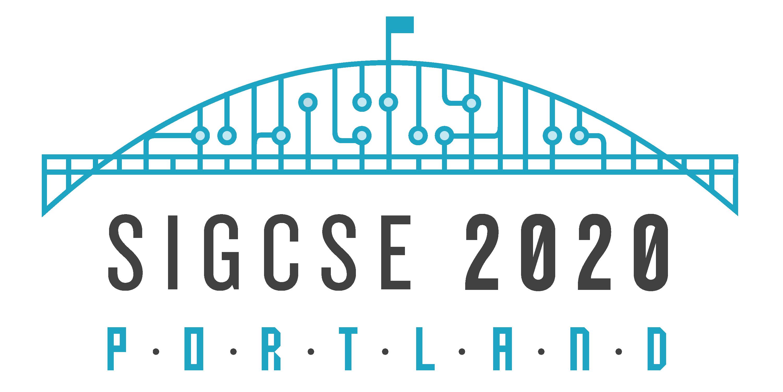SIGCSE 2020 Logo
